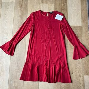NWT Theory Red Dress